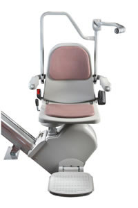 Sit or Stand Acorn Stairlift